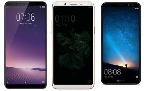 Samsung A7 Vs Oppo F5 vivo v7 plus vs oppo f5 vs honor 9i price in india specification and comparison mysmartprice
