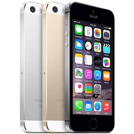 iphone walmart apple iphone 5s 16gb refurbished verizon locked walmart