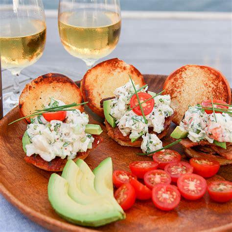 lobster blta roll something new for dinner