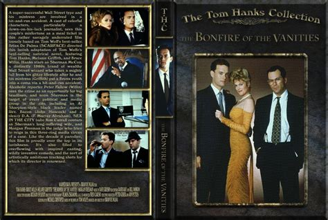 The Bonfires Of The Vanities by The Bonfire Of The Vanities The Tom Hanks Collection