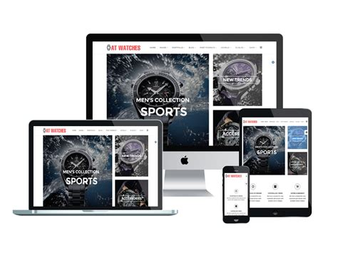 joomla store template at watches shop free watches store joomla