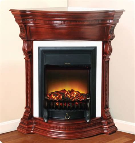 Corner Electric Fireplace Tv Stand Canada by Furniture Brown Wooden Corner Electric Fireplace Media