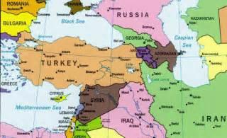 turkey map political regional maps of asia regional