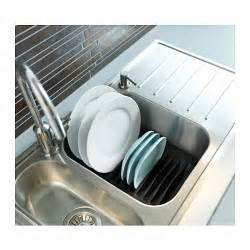 boholmen 1 1 2 bowl insert sink with drainer stainless