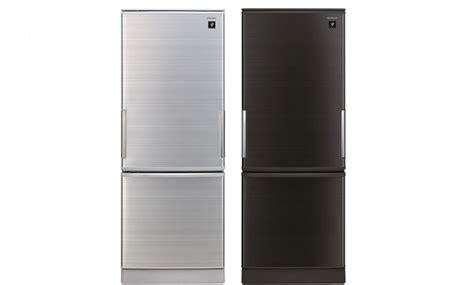 Kulkas Sharp Papillon lengkapi dapur anda dengan kulkas papillon series dari sharp