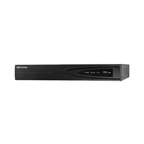 Nvr Hikvision Ds 7608ni 2e8p Poe 8 Channel hikvision 8 channel nvr newtwork recorders ds 7608ni se p 8 uk