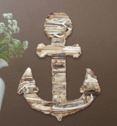 driftwood ls for sale handcrafted driftwood anchor for sale cottage bungalow
