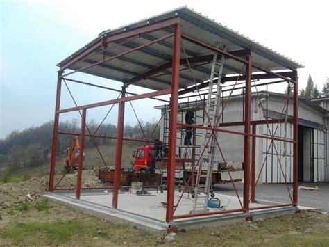 struttura capannone struttura per capannone in ferro carpenteria metallica