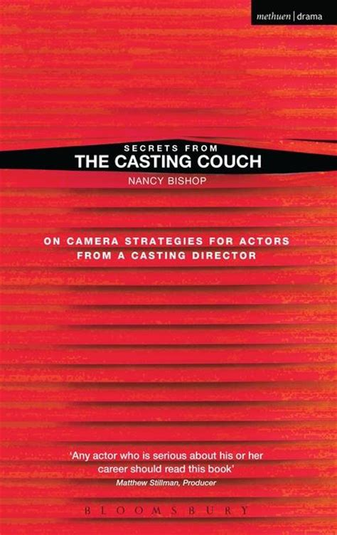 casting couch england secrets from the casting couch on camera strategies for