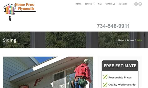 siding contractors in plymouth michigan recognition