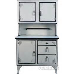 Deco Hoosier Cabinet by Vintage Deco Style Porcelain Hoosier Cabinet