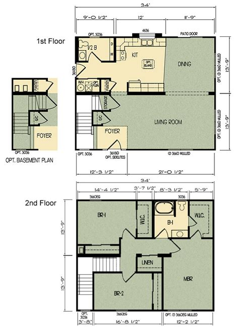 michigan modular homes 5628 prices floor plans