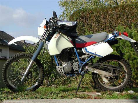 Enduro Motorrad Wiki by Suzuki Dr350