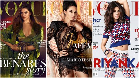 Vogue India by Kendall Jenner On The Cover Of Vogue India Is Another Slap