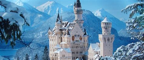 winter castle wallpaper 66 images