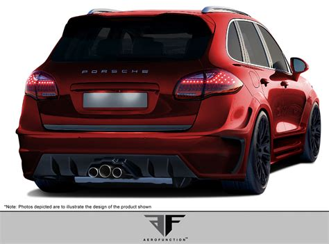 porsche widebody rear welcome to extreme dimensions inventory item 2011