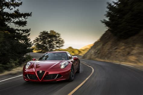 2016 alfa romeo 4c review ratings specs prices and