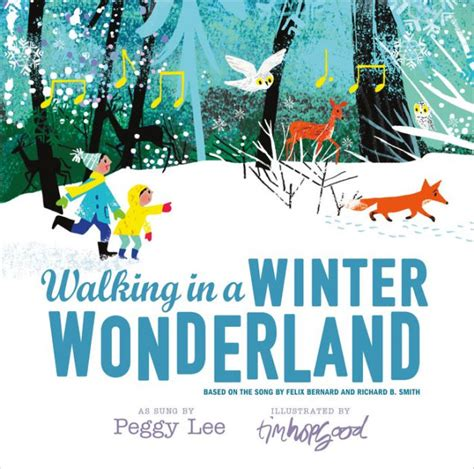 libro walking in a winter walking in a winter wonderland by richard b smith felix bernard tim hopgood hardcover