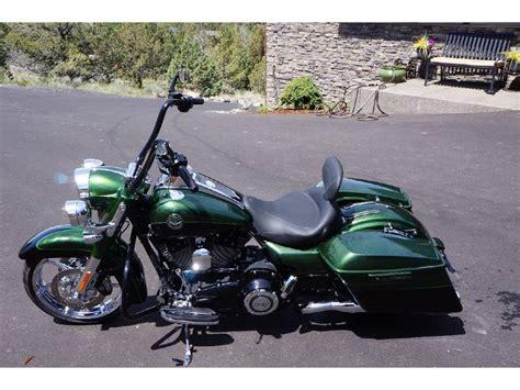 Harley Davidson Road King Seat by 2014 Harley Davidson Road King Custom For Sale 16 Used