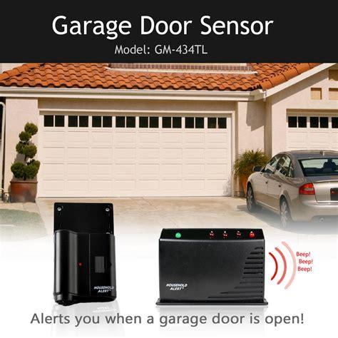 Alert Garage Door Ha 434rtl Wireless Home Garage Driveway Business Office Motion Alert And Alarm
