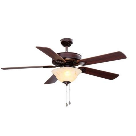 rustic ceiling fans home depot westinghouse bethany 52 in rustic bronze ceiling fan