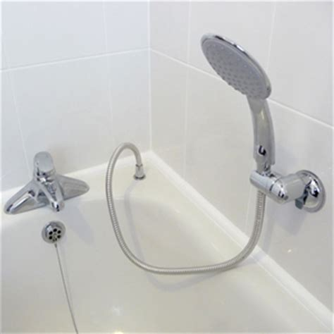 through bath shower hose adapter byretech ltd