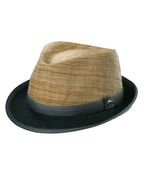 bahama two tone raffia hat hats to protect you