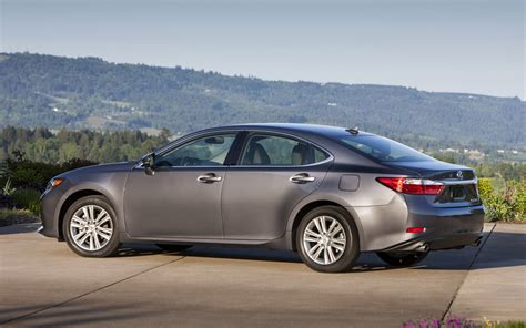 first lexus made lexus es 350 to become first ever american made lexus in 2015