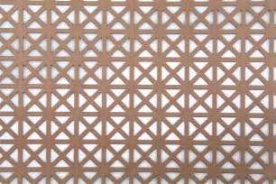Decorative Perforated Metal decorative perforated metal panels