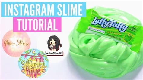famous instagram slime recipes tutorials how to make famous instagram slime recipes tutorials how to make