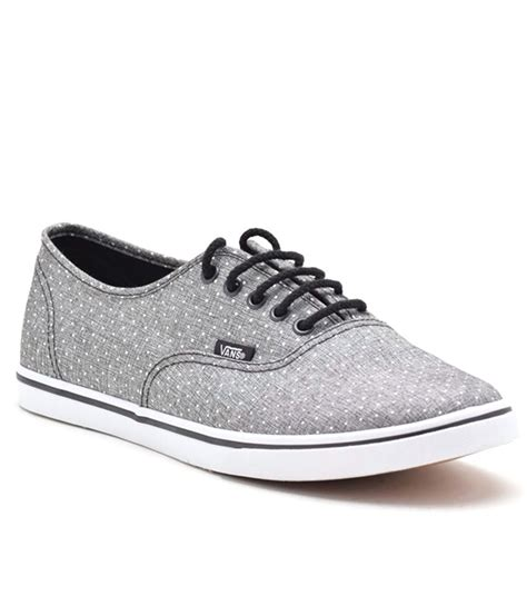 vans gray canvas shoes available at snapdeal for rs 2785