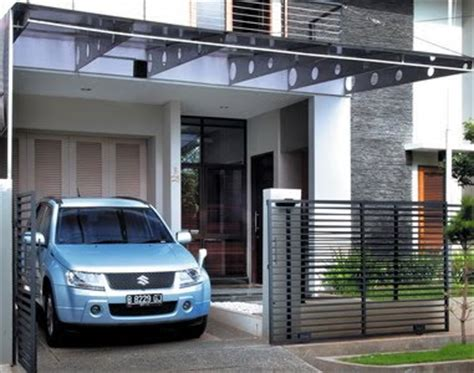 desain rumah garasi 2 mobil hauptundneben gambar contoh desain garasi rumah minimalis