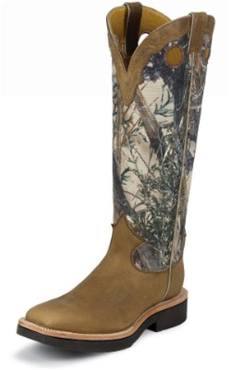 Justin 2115 Men's Snake Proof Western Boot with Rugged Tan ... Justin Boots For Men