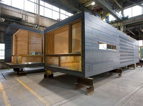 Modular Buildings Save Money and Space