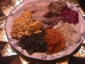african american thanksgiving menu soul food foods