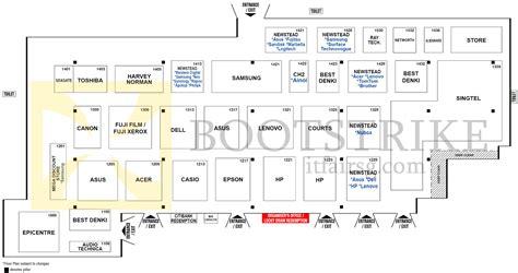 free floor plan mapper floor plan map level 1 it show 2014 it show 2014 price list brochure flyer image