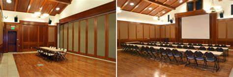 civic center room rentals