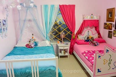 frozen inspired bedroom my secret vanilla life disney s frozen inspired bedroom