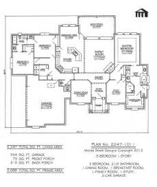 Plan No 2247 1011 House Plans 2 Story Family Room