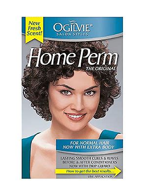 brands of curly perns how to use ogilvie home perm ebay