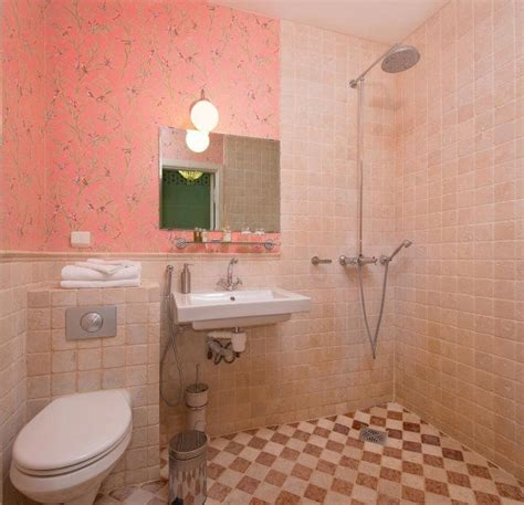 beatrice banks modern vintage pink bathroom winner pink tile bathroom ideas 28 images 39 pink bathroom
