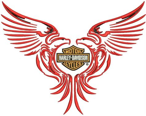 tribal eagle tattoo meaning harley davidson tattoos designs ideas and meaning
