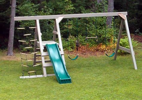 step 2 swing set instructions diy swing set easy diy woodworking projects step by step