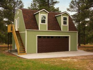 Rs For Storage Sheds by Metal Storage Buildings With Living Quarters