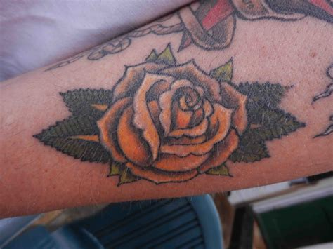 what is the meaning of a rose tattoo what does your secret ink