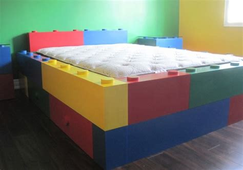 lego bed more lego room ideas design dazzle