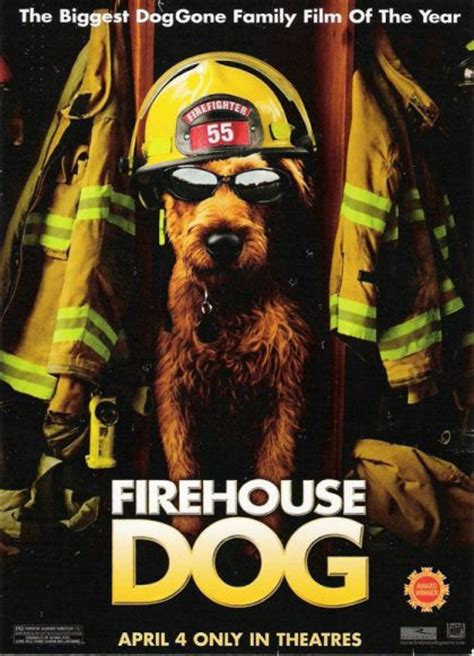 fire house dog cast firehouse dog 2007 on collectorz com core movies