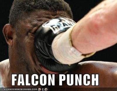 Punch Meme - falcon punch know your meme