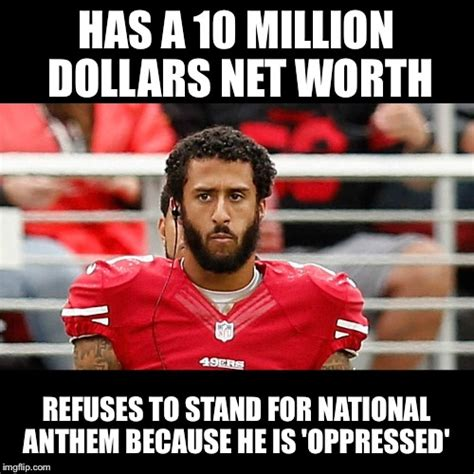Colin Kaepernick Meme - colin kaepernick memes 28 images one day l to be trash