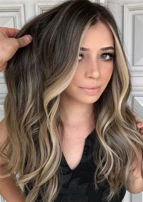 face frame highlight styles 49 fantastic face framing balayage highlights for 2018